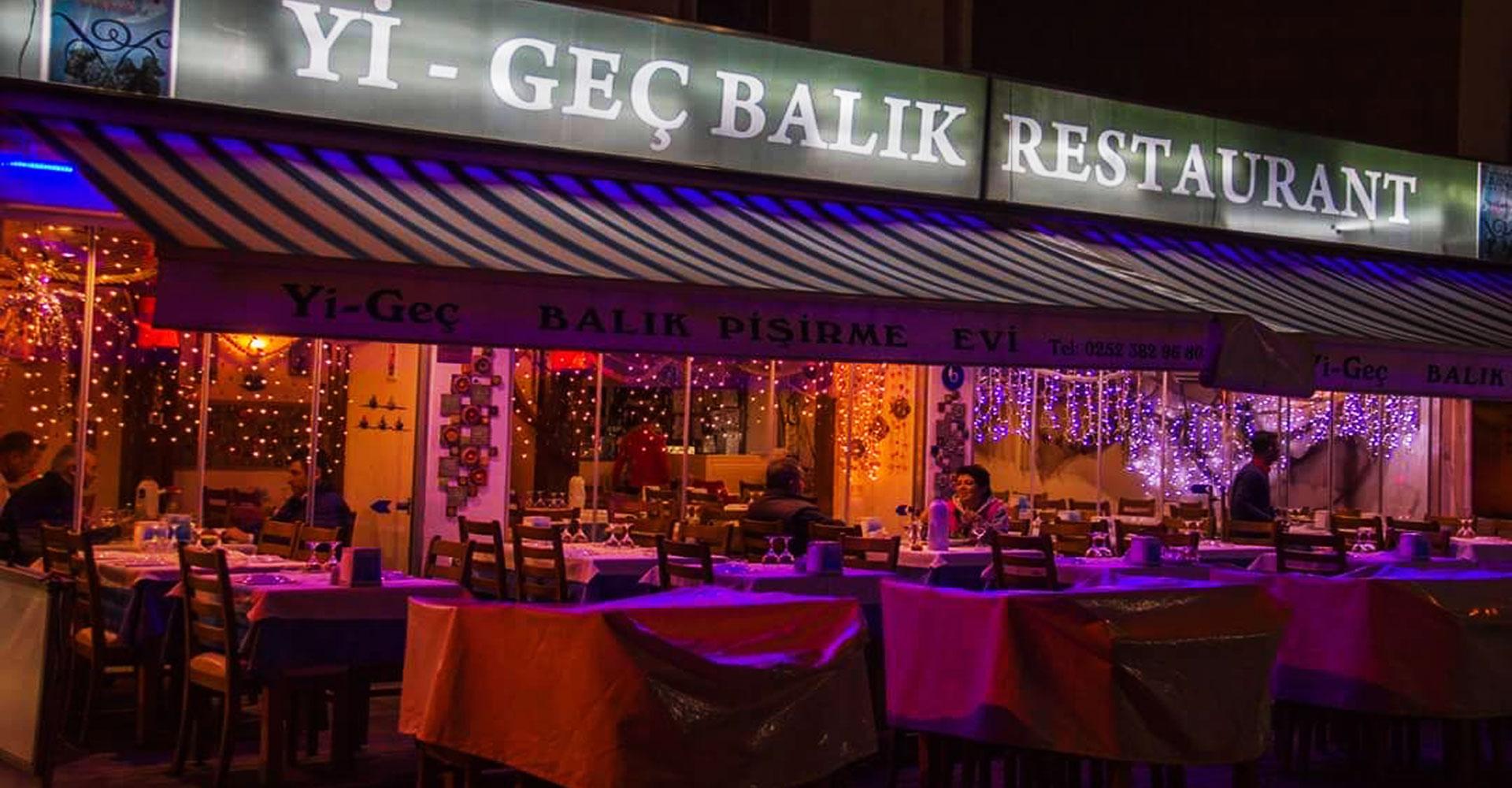 Yigeç Restaurant